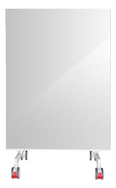 Fahrbarer Kristallspiegel 1-teilig, 1,25x1,94 m (BxH)