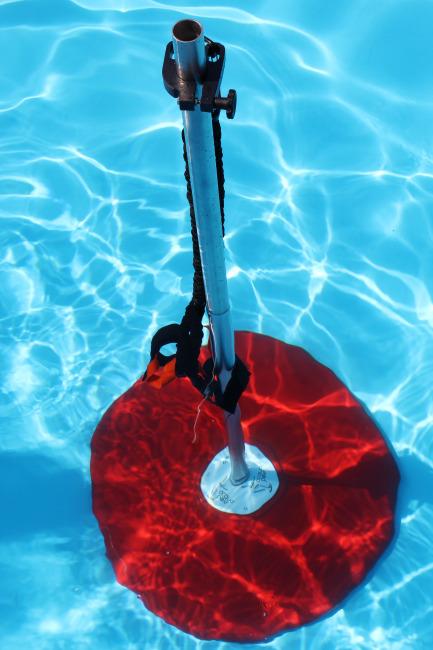 Acquapole® Elastic Pole
