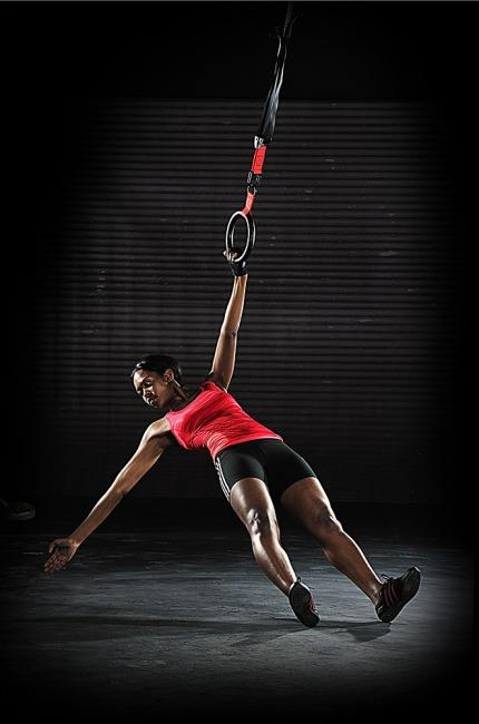 Adidas® 360 Grad Trainer