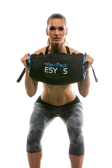 "Aerobis® BlackPack ""Esy"" S, 10 kg"