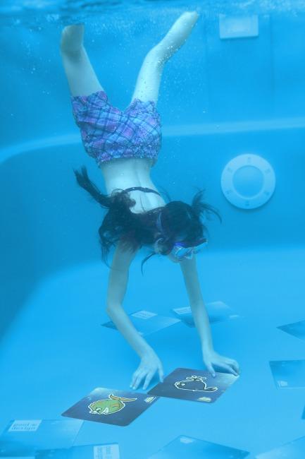 Aqua Game Memo