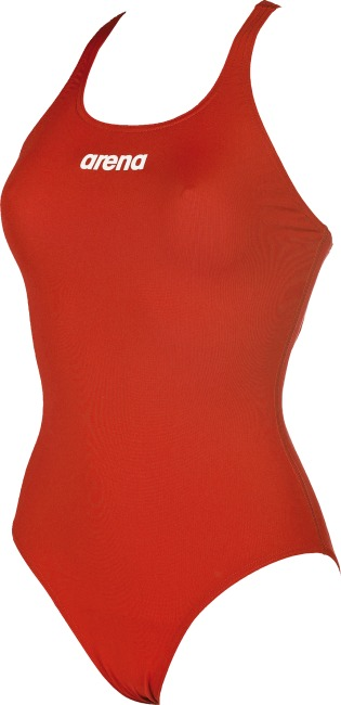 "Arena® Badeanzug ""Solid Swim Pro"" Rot"
