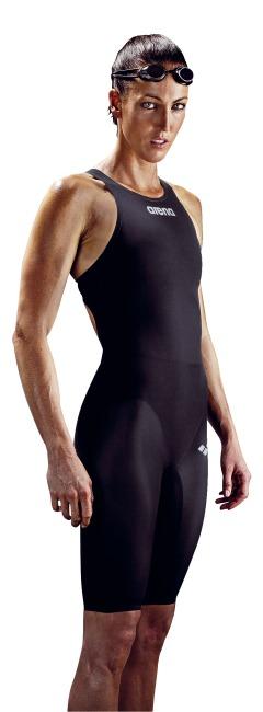 """Arena® Schwimmanzug """"Powerskin ST"""" Black"""