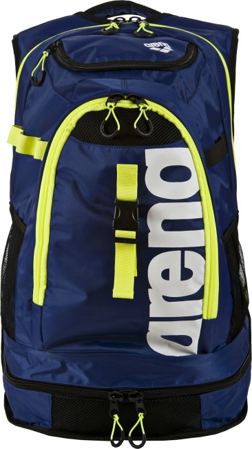 "Arena Schwimmer-Rucksack ""Fastpack 2.1"" Royal-Fluo yellow"