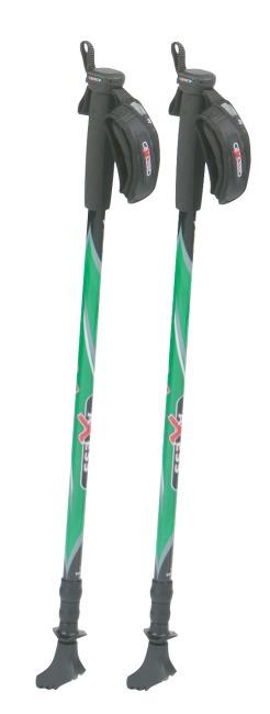 Axess® Telescopic Nordic Walking Poles