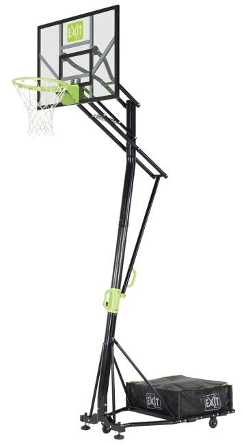 "Basketballanlage ""EXIT Galaxy Portable Basket"" mit Dunkring"