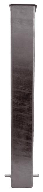 Bodenhülse für Beachvolleyball-Pfosten 80x80 mm