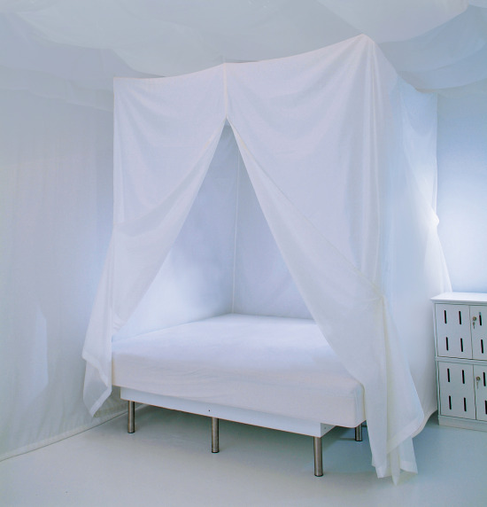 Canopy for Musical Water Beds 100x200x200 cm
