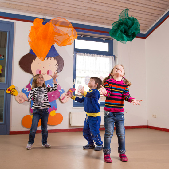 Chiffon tørklæder, jonglerings- og dansetørklæder