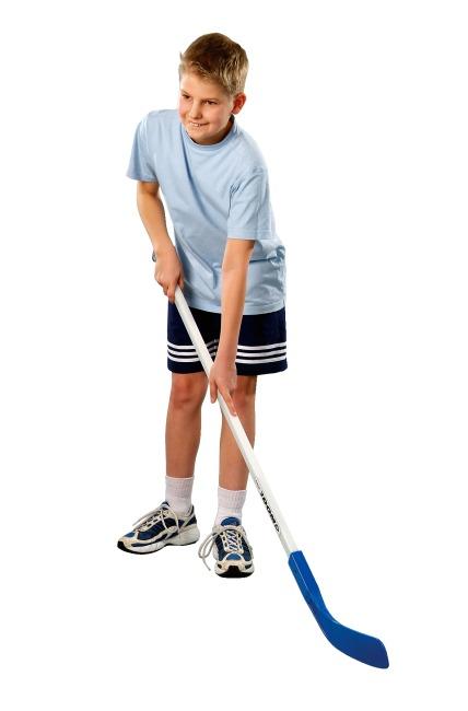 "Dom® Hockeystav ""Cup"" Rød fod"