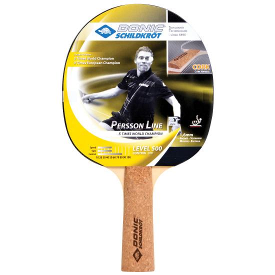 """Donic® Schildkröt Tischtennisschläger """"Persson Line 500"""""""