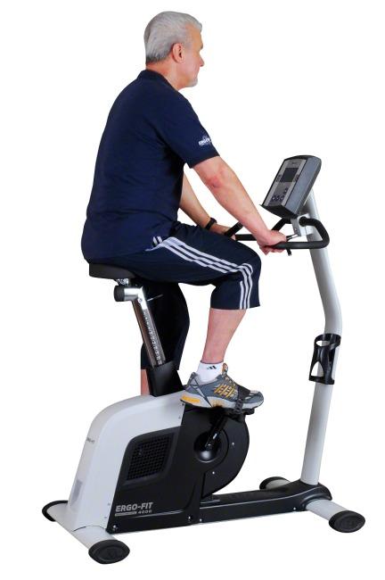 "Ergo-Fit ""Cycle 4000"" Ergometer Exercise Bike 4000"