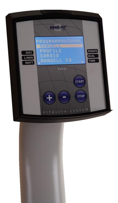 "Ergo-Fit Fahrradergometer ""Recumbent 4000"" 4000 MED"