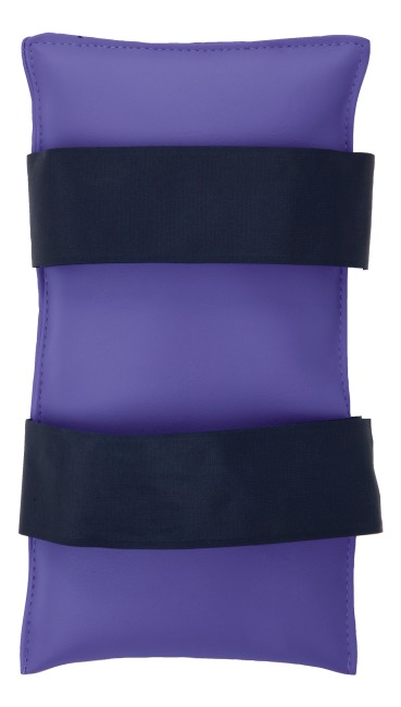 Fitness Sandbag With Velcro fastening, 2 kg, 30x15 cm