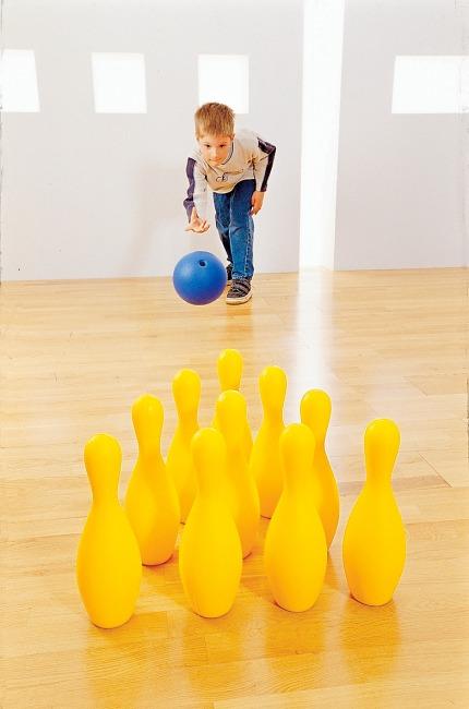 Foam Bowling Game