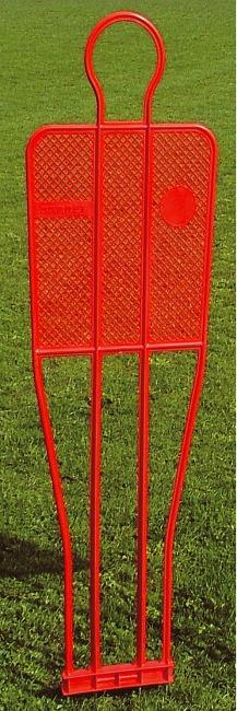 Fußball-Dummy, einzeln 180 cm, 3,5 kg