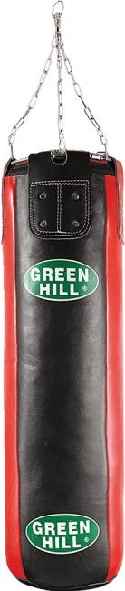 Green Hill® Leder-Boxsack 100x35 cm, 27 kg