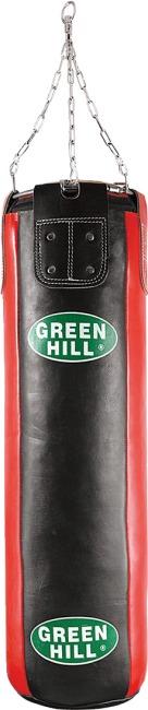Green Hill® Leder-Boxsack 120x35 cm, 40 kg