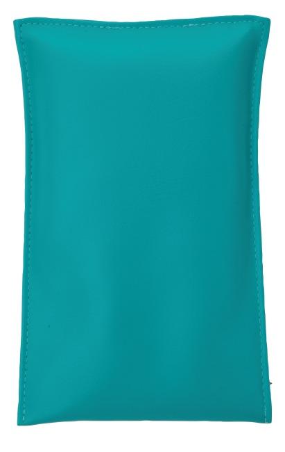Gymnastik-Sandsack Ohne Klettband, 1 kg, 25x15 cm