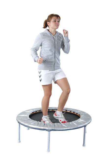 "Heymans Trimilin® Trampolin ""Superswing"" Schraubbeine"