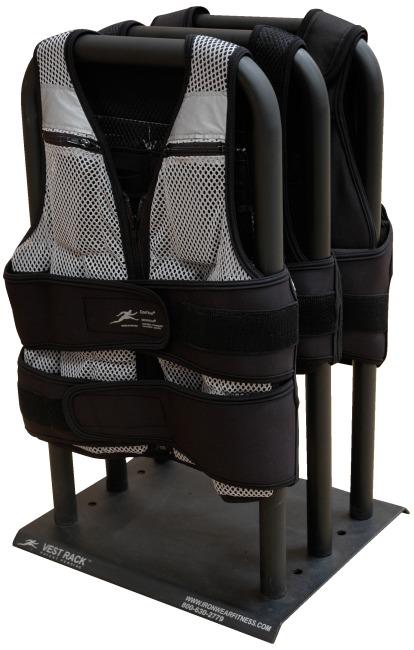 Ironwear® Ablageständer für Gewichtswesten