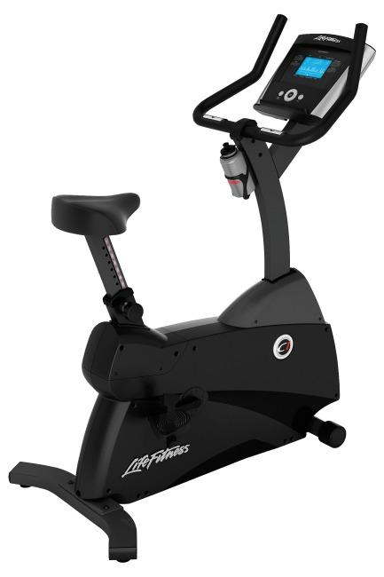 "Life Fitness Fahrrad-Ergometer ""C1"" Go"
