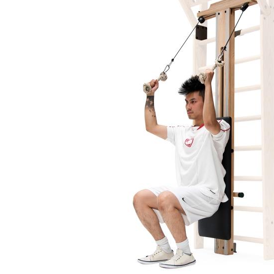 NOHrD® Combi-Trainer Esche