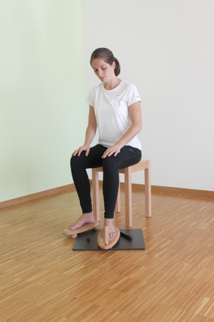 "Pedalo Foot Trainer ""PhysioFlip"""