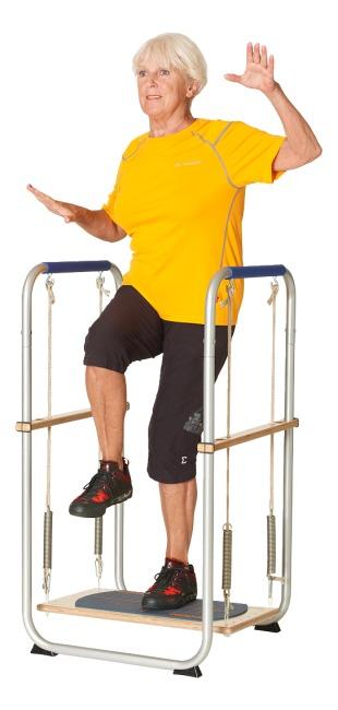 Pedalo Stabilisator Therapie Ohne Standplattform