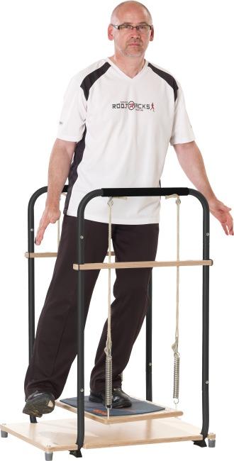 Pedalo Stabilisator Therapie Mit Standplattform