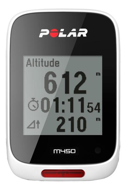 Polar® Fahrradcomputer M450 Ohne HR