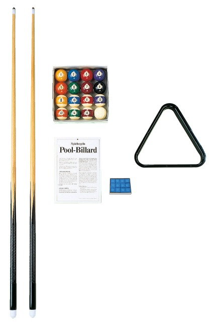 "Pool-Billard Set ""Standard"""