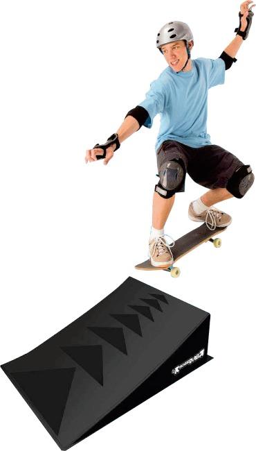 """Rampage """"Launch Ramp"""" Skating Ramp"""
