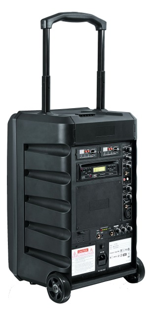 "RCS® ""Digital Sound Centre DSC-150"" Sound System Design A"