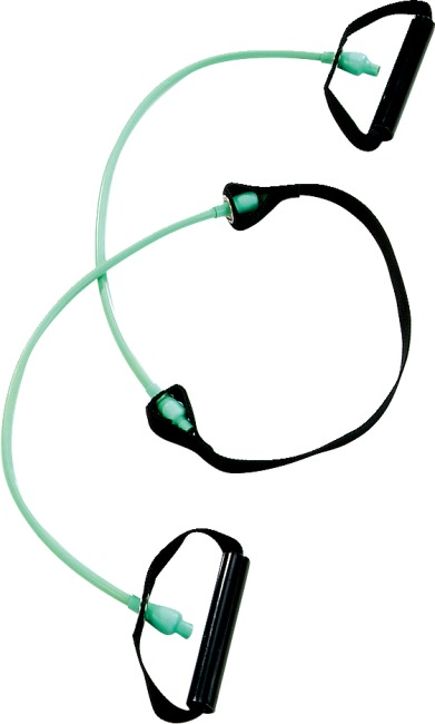 Reivo® Fitness Step Tube  Green = low
