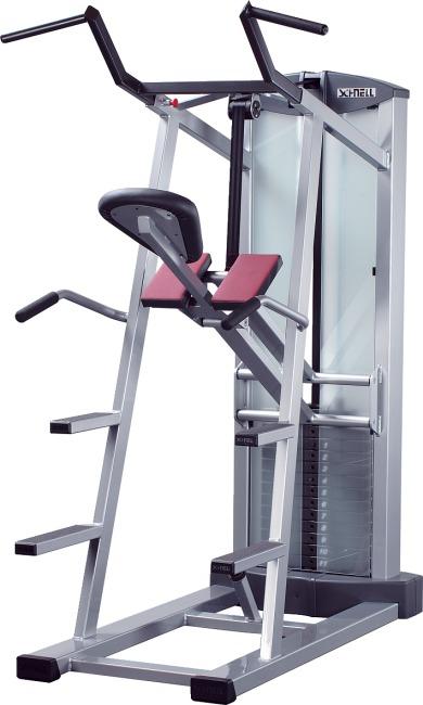 Schnell® Klimmzug- & Dips-Maschine