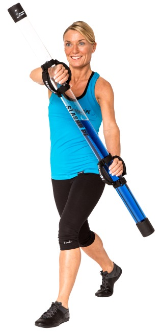 "Slashpipe® ""Fit"" Blau"