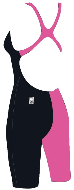 "Speedo® Legsuit Fastskin ""LZR Elite 2"" Schwarz/Purple"