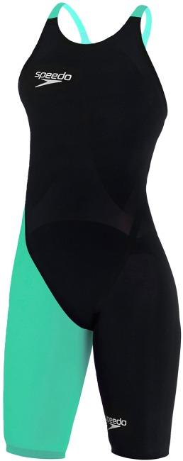 """Speedo® Legsuit Fastskin """"LZR Elite 2"""" Schwarz/Tile"""