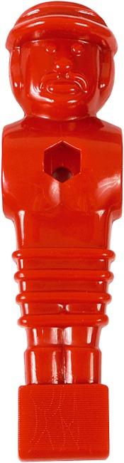 Spillefigur til Bordfodbold Rød
