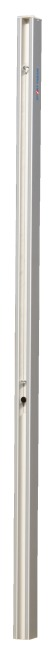 Sport-Thieme 80x80-mm Volleyball Posts With spindle tensioning device
