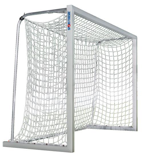 Sport-Thieme Alu 5-mandsmål, størrelse 3x2 m. Fritstående eller i bøsninger Fritstående