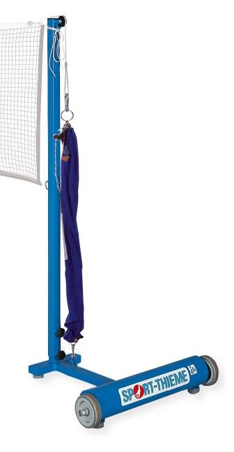 Sport-Thieme® Badminton-stolpe Med flasketræk-system