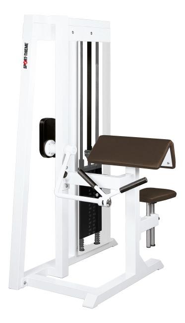 """Sport-Thieme® Bizeps-Maschine """"ST"""" Ohne Verkleidung"""