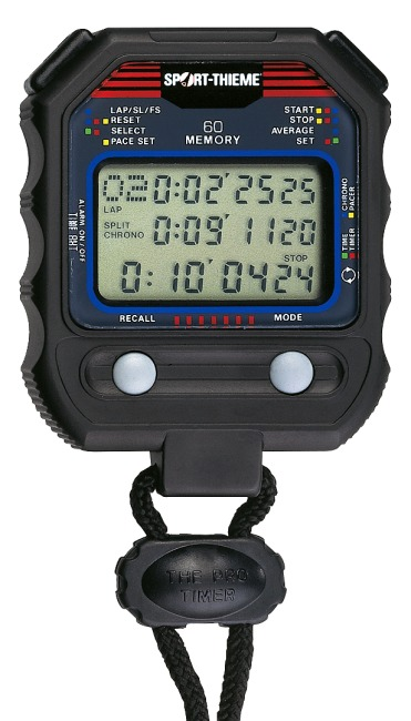 "Sport-Thieme® ""Delta"" Stopwatch"