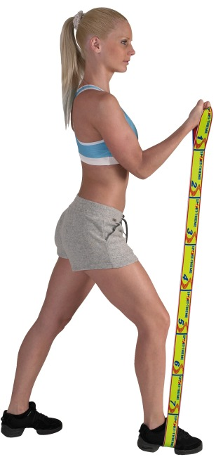 Sport-Thieme® Elastiband Sets Zugstärke 10 kg