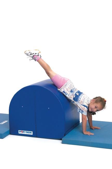 Sport-Thieme® Halvrund Blok Halvrund blok