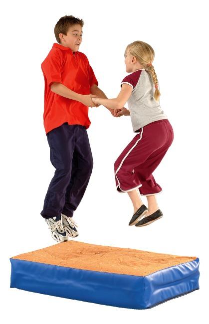 """Sport-Thieme® Hoppepuden """"Hopper"""" 116x76x25 cm"""