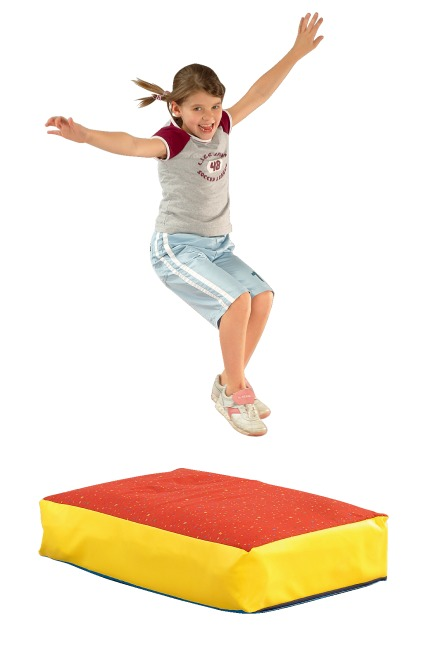 "Sport-Thieme® ""Hopper"" Jumping Cushion 95x65x25 cm"