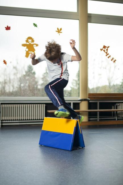 Sport-Thieme Matten-Hürde